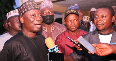 CHANGING THE FACE OF POLITICS IN TOTO LG: Speaker Balarabe's Strategy